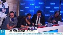 Fou rire dans #PDLP : Marc-Antoine Le Bret pris à son propre piège !