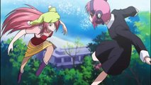 Elfen Lied - Lucy vs. Nana