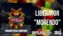 MORENDO- LIBERATOR ( Unsigned Artist Christmas Compilation )