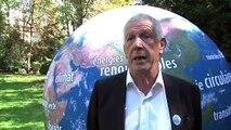Vice-président de la communauté d'agglomération de Béziers méditerranée : les territoires de la transition énergétique en action