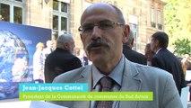 Président de la Communauté de communes du Sud Artois : territoires de la transition énergétique en action
