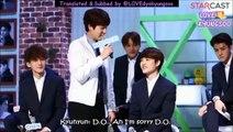 [ENG] 150406 Naver Starcast: EXO D.O (Kyungsoo) Aegyo