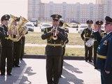 Смотр подразделений охраны общественного порядка-2014 (УМВД России и ЧОП Омска)