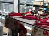 Mario Kart Wii K'NEX Launch Party at Nintendo World Store