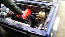 Lada VFTS engine run