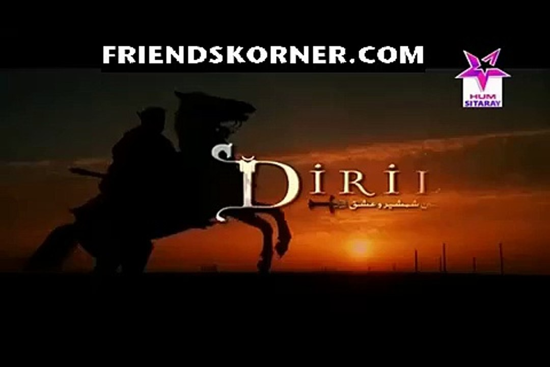 Dirilis Episode 8 on Humsitaray in High Quality 9th September 2015