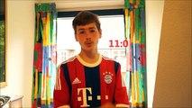 Fc Bayern vs.  Hamburger SV