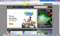 Como Entrar na Galeria(Ficar online) No the sims 4 pirata