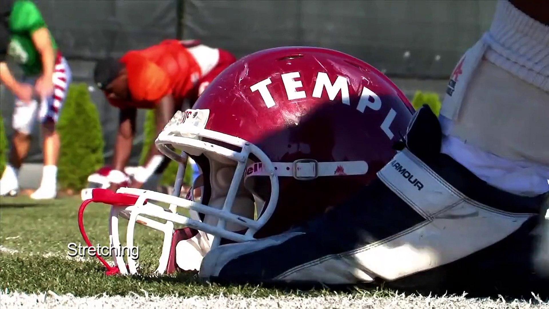 Inside Temple Football, Temple Practice