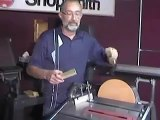 Part 2 of 3 Shopsmith Demonstration Mal Hyams