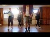 Michael Jackson - DIRTY DIANA (Choreography by Deniz Doru)   @ImJuliaR @ImSarahR