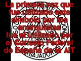Simbolos Anarquistas  ANARQUIA ANARQUISMO