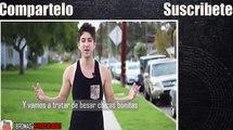 BESOS FACILES - KISSING PRANK - BESANDO DESCONOCIDAS EN EL GIMNASIO