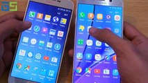 Samsung Galaxy A8 vs Galaxy Note5 , Speed Test !