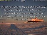 Aurora Australis? CERN & Beams Of Light? Strange UFO Light In Antarctic Night Sky Still There! 07/09/2015 - 08/09/2015