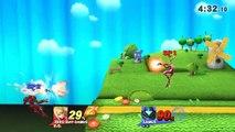 Super Smash Bros for Wii U [Zero Suit Samus vs Samus] (FOR GLORY)