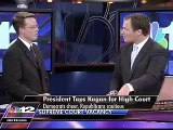 University of Richmond Law Prof. Kevin Walsh discusses President Obama's nomination of Elena Kagan