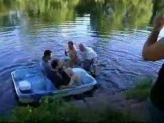 Pond Swim