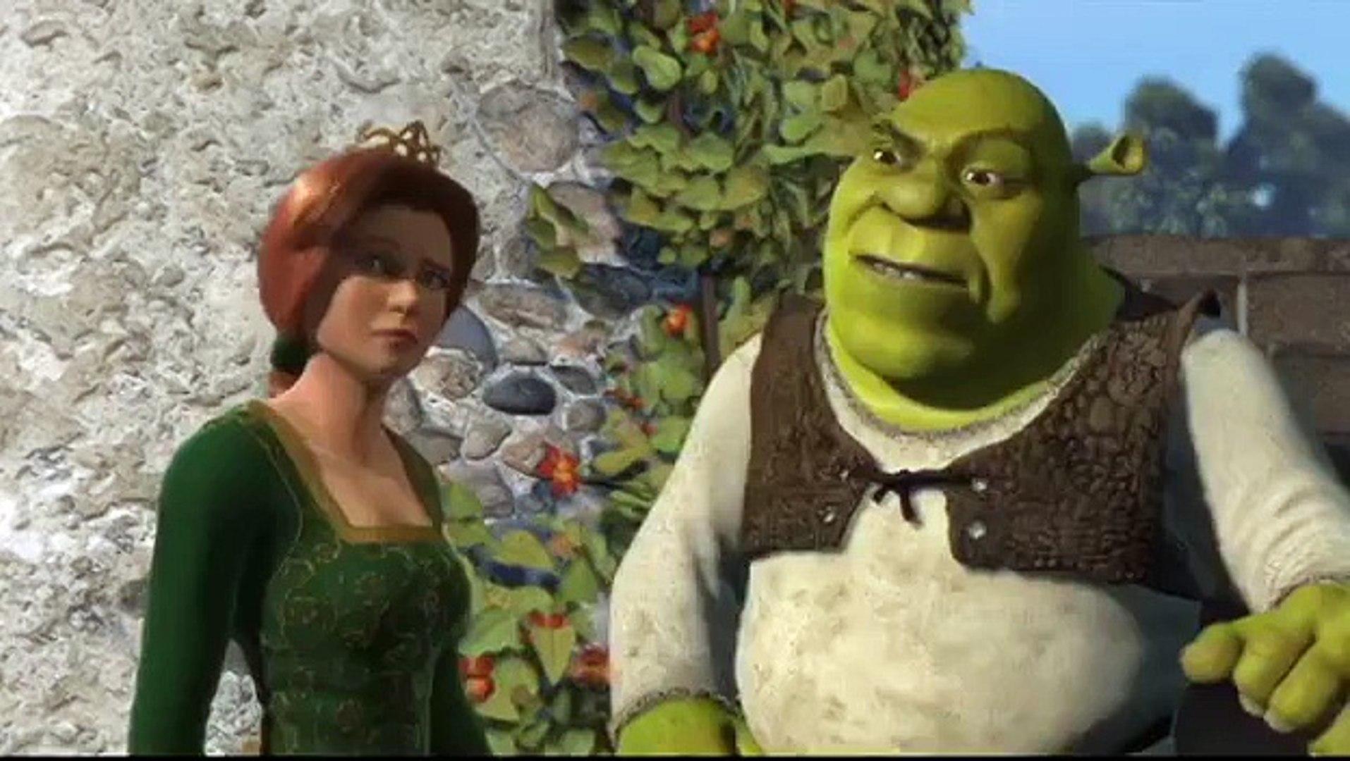Shrek the TV shows