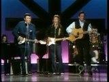 Johnny Cash, Carl Perkins & Eric Clapton - Matchbox