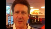 Joe Corley Karate in Marietta Mom on Women's Kickboxing and Family Martial Arts