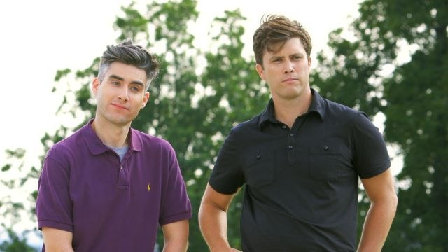 Golf Digest Cover Shoots - The Worst Things To Hear Right Before You Hit a Shot with SNL's Colin Jost