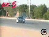 Saudi Arabia 150+ kmph (drifting drift)
