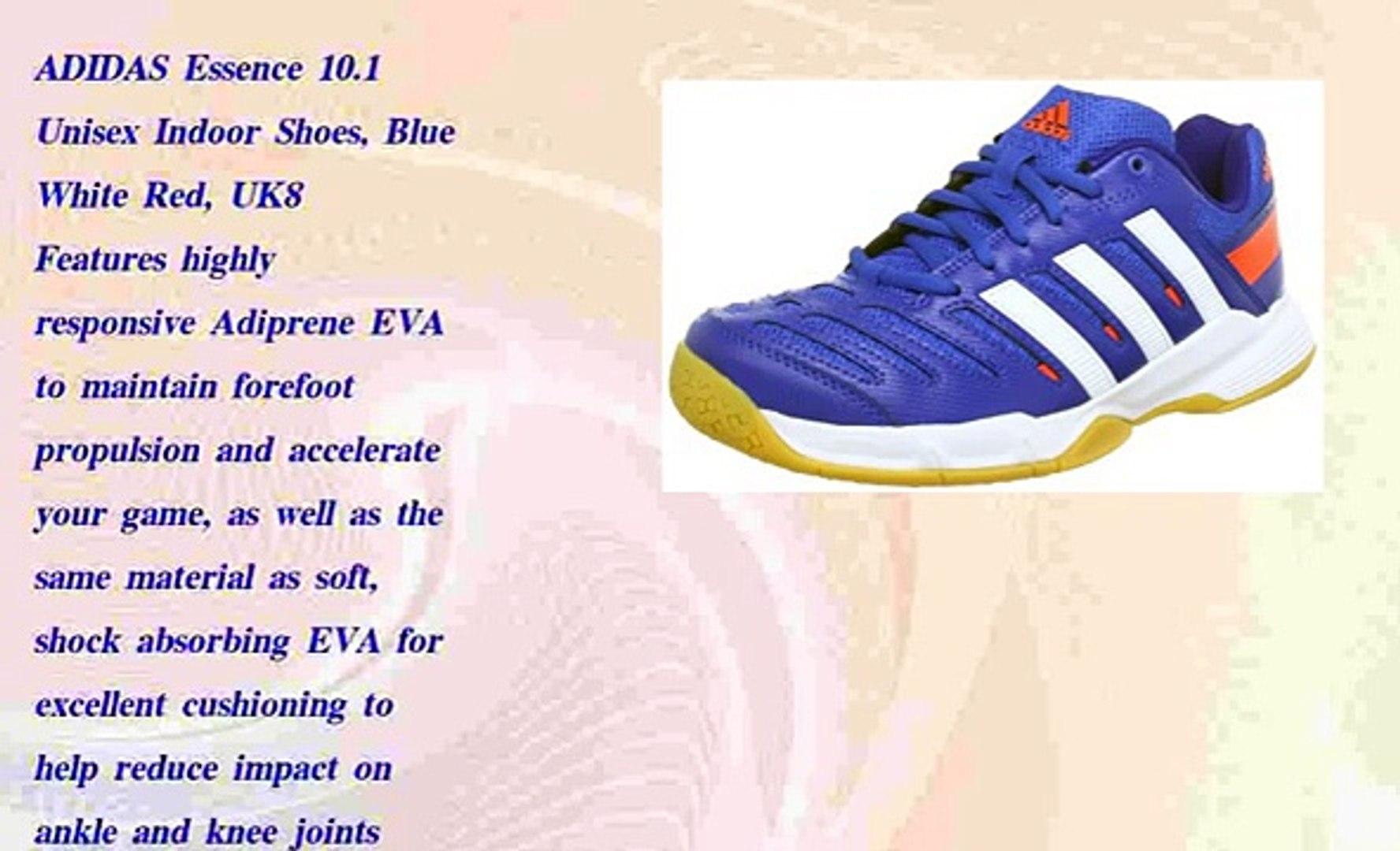 Shoes Unisex Blue Indoor 10 Essence ADIDAS 1 White W9D2EHI