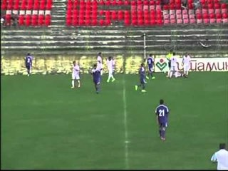 Highlights Pobeda 1 : 1 Teteks