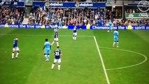 Samir Nasri amazing goal Everton 0-2 Manchester City 23/08/2015