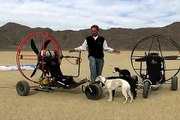 How To Fly a Powered Paraglider Trike : What is an Ultralight Trike Buggy?