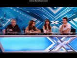 X Factor Worst Auditions - Big Mouth Holly Vs Simon Cowell