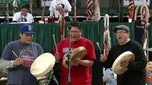 Good Fellas Hand Drum Song 2 in Bemidji April 2015