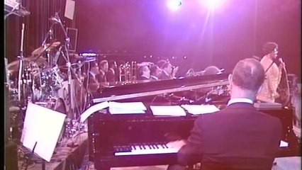 Ella Fitzgerald, Count Basie Orchestra - Round Midnight