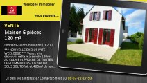 Vente - maison - Conflans-sainte-honorine (78700)  - 120m²