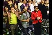 Benny Hinn Ministra a Guillermo Maldonado, Ana Maldonado y sus Hijos
