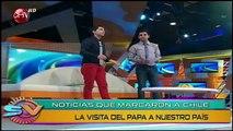 Juan Pablo II en Chile (1987) - Reportaje Television Chilena (2013)