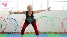 Day 4   Mix Up Total Body Workout - 7 Day Hoop Hoop Challenge   HOOPLOVERS Hoop Dance Fitness