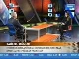 Üniversitemiz Öğrt. Üyesi Prof. Dr. Hakan ŞENTÜRK TRT Haber'de (PART 3)