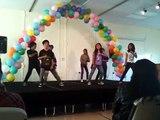 SAYG Talent Show Baby Justin B  Dance