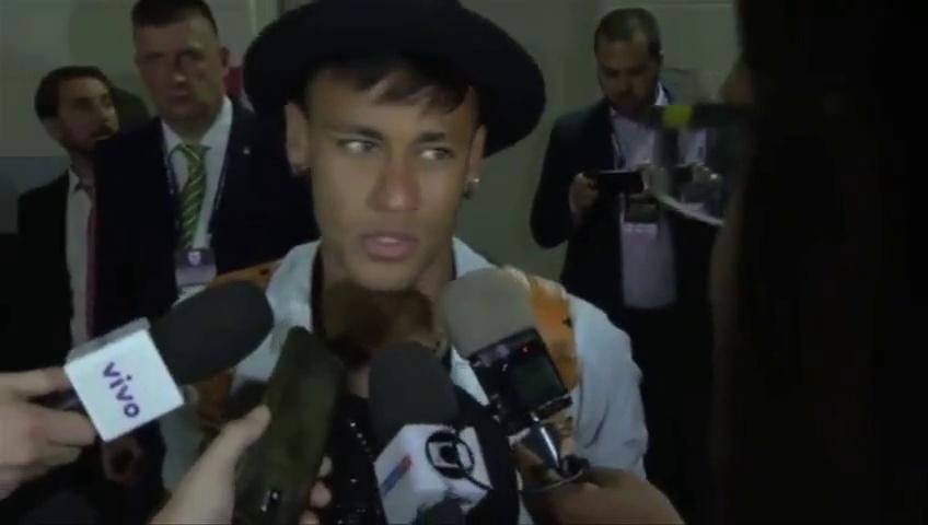 Brazil's not a one man team – Neymar   – latest football news / video clips