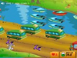 Tom And Jerry Cat Crossing Games For Kids - Gry Dla Dzieci