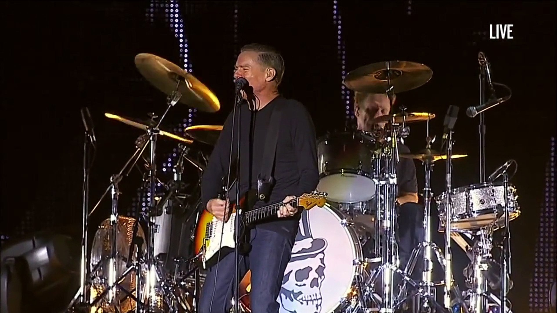 Bryan Adams - Cuts Like a Knife(Live)Rock in Rio Lisboa 2012
