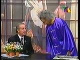 """Andres Bustamante es """"Taka - Niho"""" Maestro de Japones. Los protagonistas en Corea Japon 2002."""
