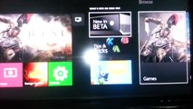 XBOX ONE DASHBOARD LEAKED! XBOX ONE LEAKED INFO! NEW APPS, GAMES AND MORE!