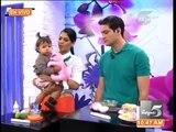TVC Las Mañanas del 5: remedios caseros para aliviar la gripe y tos de los bebés