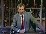 Wilson Pickett - Land of 1000 Dances - Letterman
