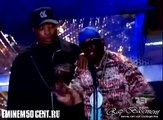 N W A Dr Dre,Ice Cube ft Snoop Dogg & Eminem Mc Ren Live BET Awards 2000