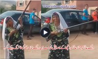 Old Leady Firing Very Amazing Video Videoclips