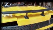 Mini Réplica 1/2 Lamborghini Gallardo Performante 200cc - https://twitter.com/ferreetofibras